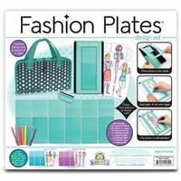 Fashion Plates Deluxe Kit-