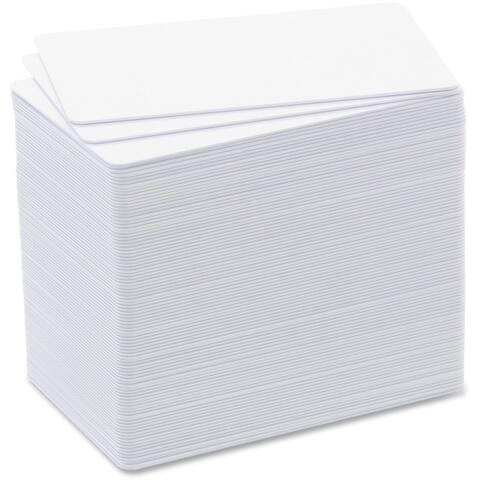 Evolis cbgc0030w badgy 30 mil thick cards 30 mil