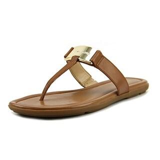 Michael Michael Kors Colleen Thong Women Acorn Sandals
