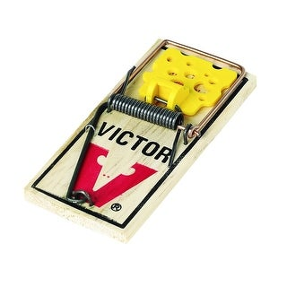 Victor M035 Easy Set Mouse Traps