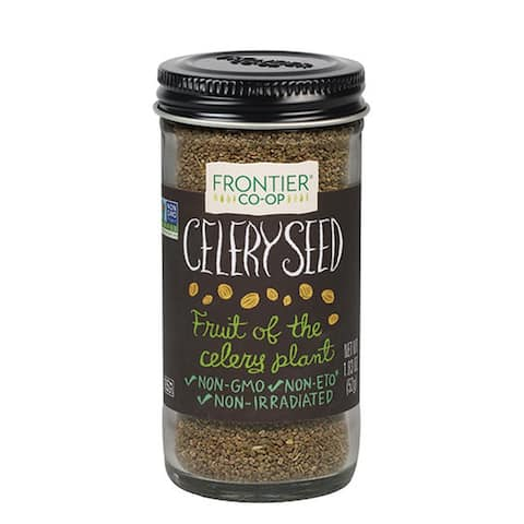 Frontier Celery Seed Whole 1.83 oz. Bottle