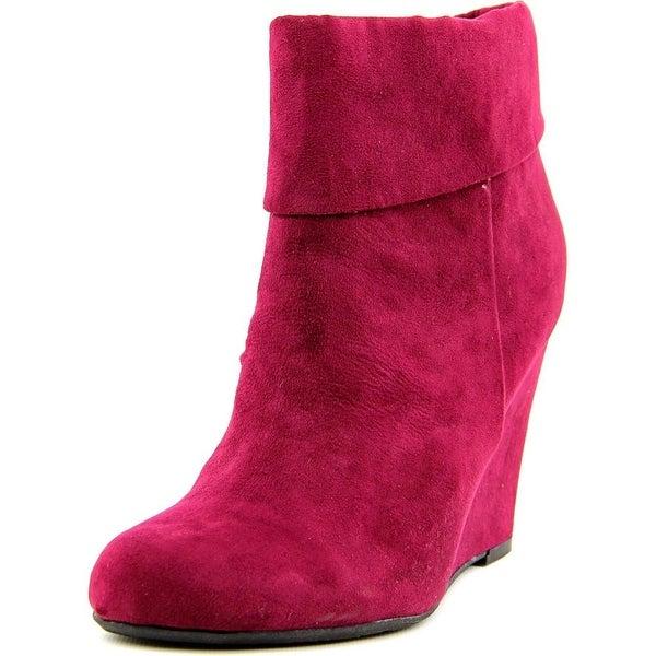 Report Riko Women Burgundy Boots