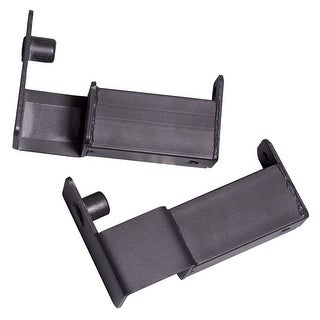 Extra Pair of Bar Catches for Body-Solid PPR200X - Silver