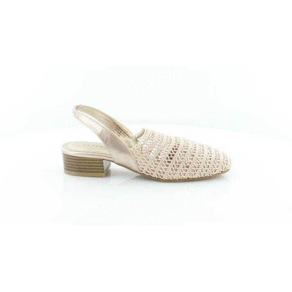 Karen Scott Carolton Women's Sandals Rose - 5.5