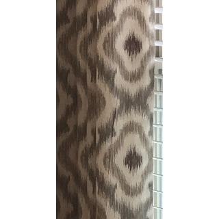 Ink Ivy Ankara Cotton Printed Single Curtain Panel