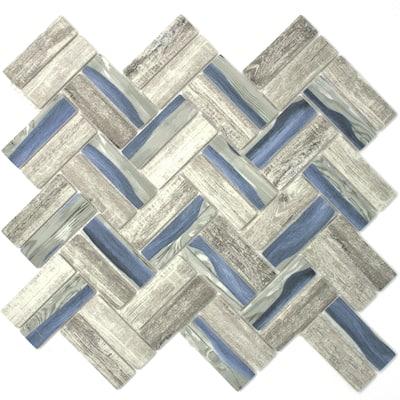 Buy Blue Glass Backsplash Tiles Online At Overstock Our
