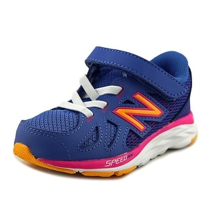 New Balance KV790 Toddler  Round Toe Synthetic Blue Sneakers
