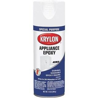 Krylon/Consumer Div Wht Applianc Spray Epoxy K03201007 Unit: EACH