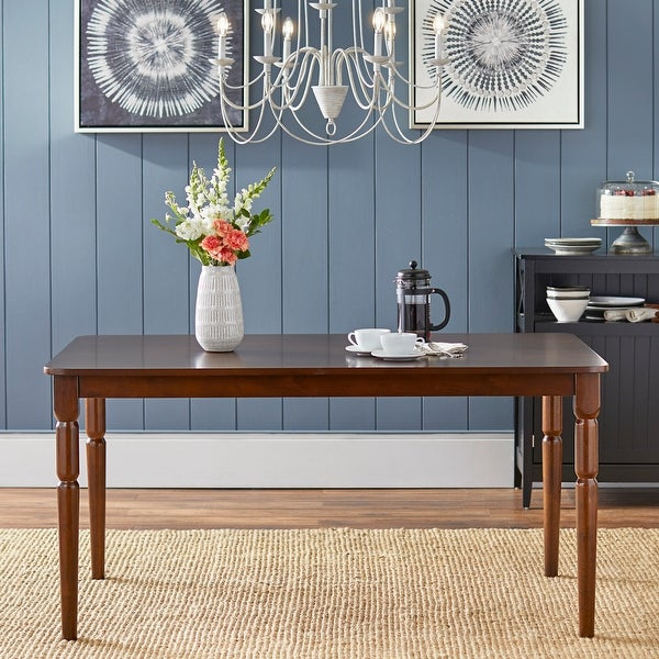 Simple Living Albury Dining Table. Opens flyout.