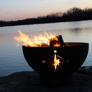 Navigator Fire Pit - Orange