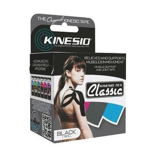 Kinesio Tape Tex Classic 2 X 4 4 Yds Black 1 Roll