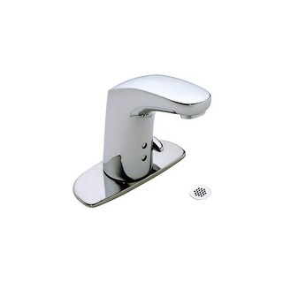 Symmons S-6080-G Ultra-Sense Single Hole Sensor-Activated Bathroom Faucet - Free Grid Drain Assembly with purchase