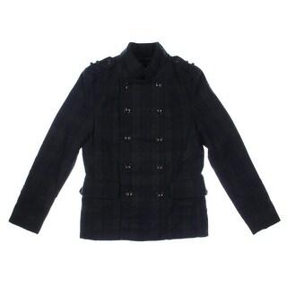 Zara Mens Wool Outerwear Coat - M