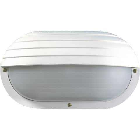 Nautical 1-light White LED Wall Mount