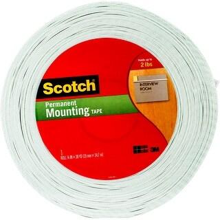 "Scotch(R) Double-Sided Foam Mounting Tape-.75""X38yd"