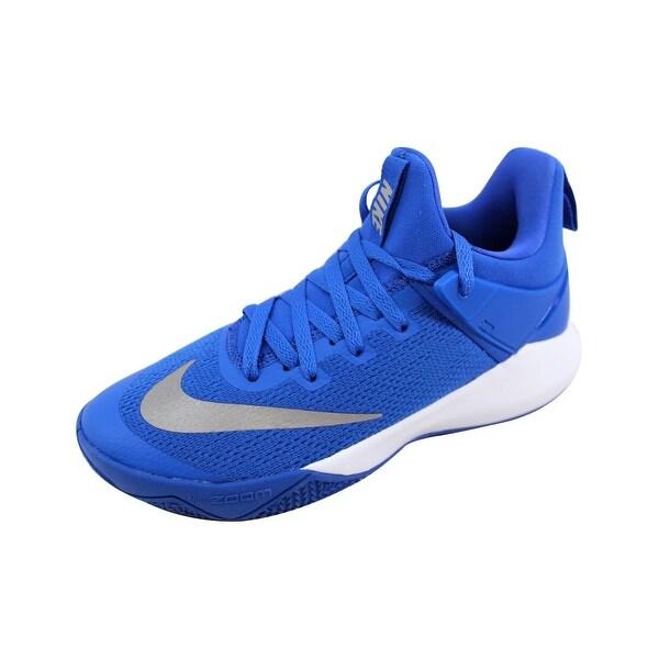 Shop Nike Men's Zoom Shift TB On Game Royal/White 897811-400 - On TB Sale - - 22340341 c7c71c
