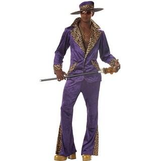 California Costumes Pimp Adult Costume