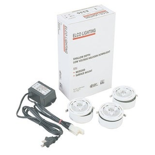 Elco E326 Miniature Halogen Downlight Kit for Surface Mount