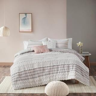 Link to Urban Habitat Charlie Cotton Comforter Set Similar Items in Comforter Sets