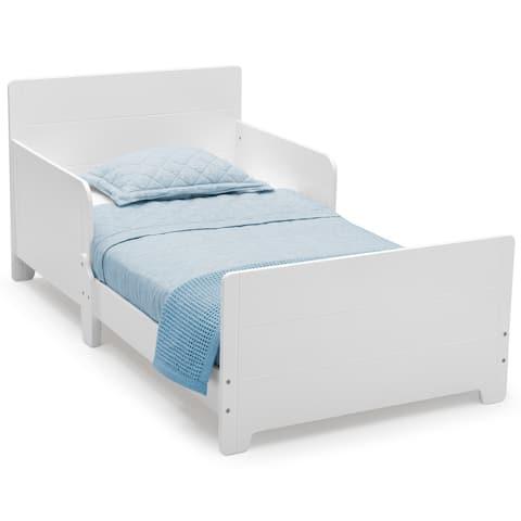 Delta Children MySize Toddler Bed, Bianca White