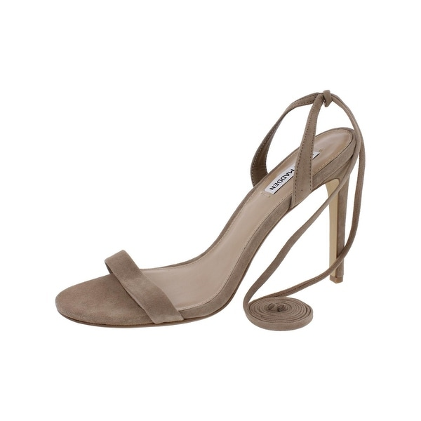 Steve Madden Womens Pattrice Dress Sandals Open Toe Slingback