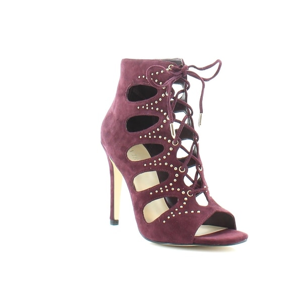 Ivanka Trump Dazy Women's Heels Dark Red