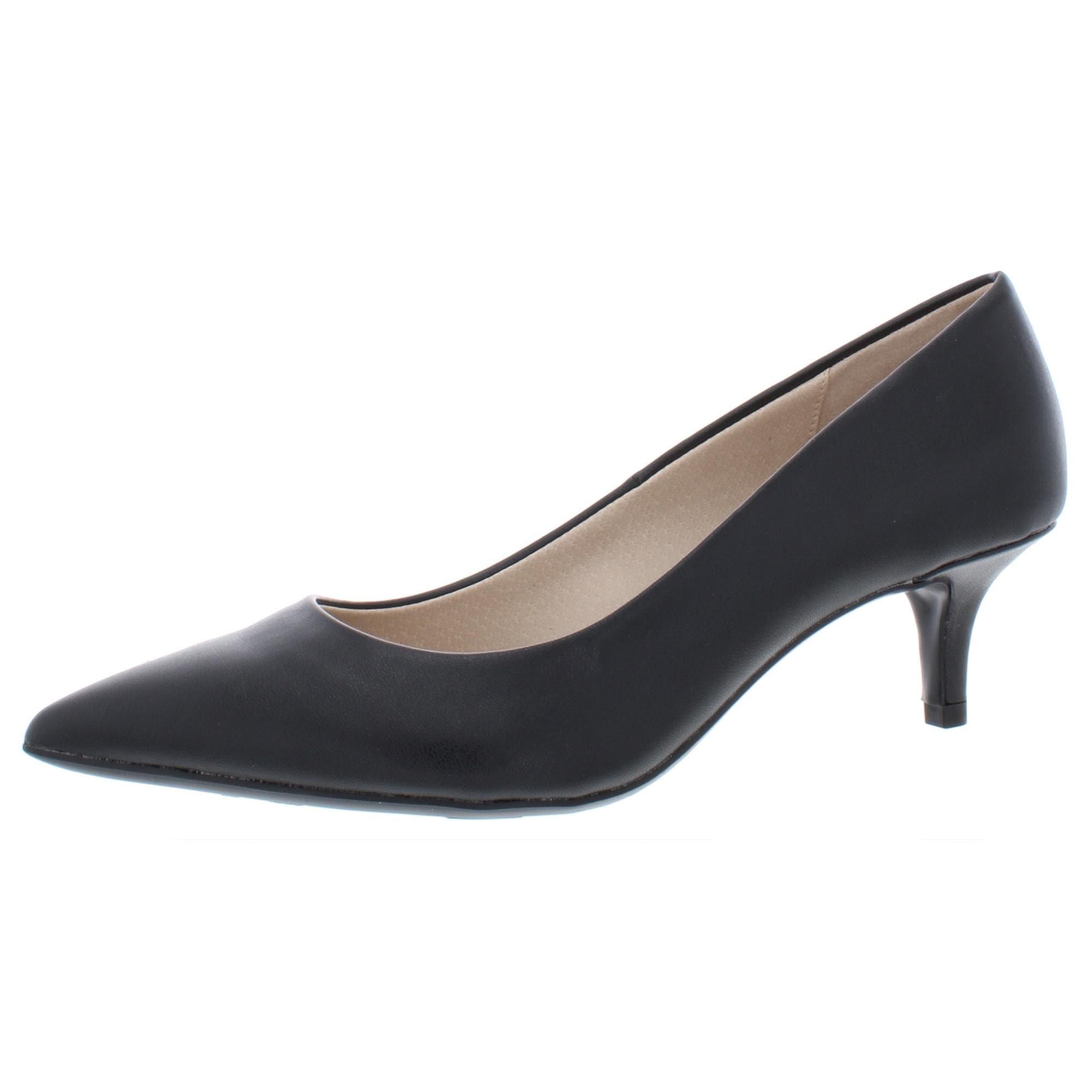 lifestride heels black