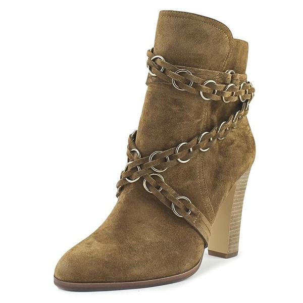 VC John Camuto Cai Women Chestnut Boots
