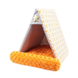 "Alpha Dog Series - ""Tent Bed"" (Orange)"