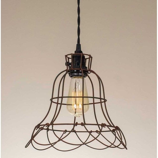 71a23f37a84 Shop Buttercup Pendant Lamp - Free Shipping Today - Overstock - 22534814