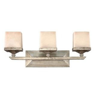 Fredrick Ramond FR59193 3 Light Wall Sconce from the San Simeon collection