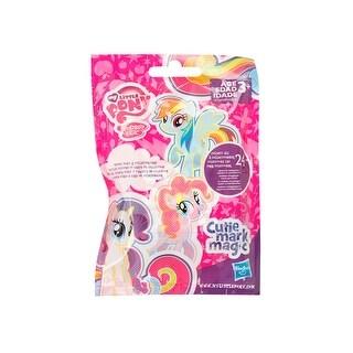 My Little Pony: Cutie Mark Magic Blind Bagged Mini Figure, One Random - multi