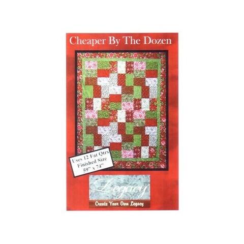 Legacy Patterns Cheaper By The Dozen Ptrn