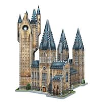 Harry Potter Hogwarts Castle 3-D Puzzles - Astronomy Tower - multi