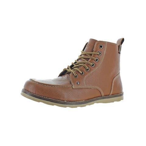 1c5fb943d1d Buy Size 8.5 Crevo Men's Boots Online at Overstock   Our Best Men's ...