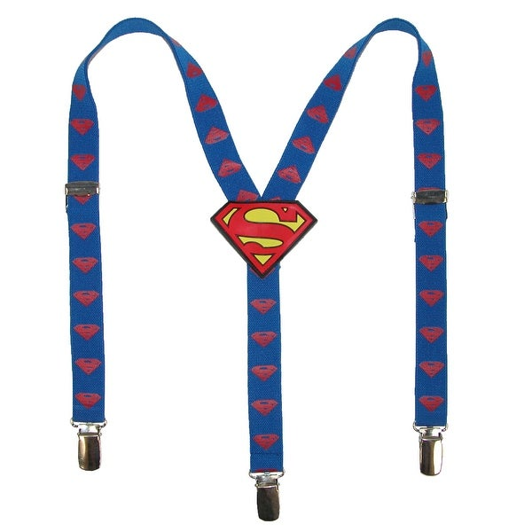 DC Comics Infants' Superman Suspenders