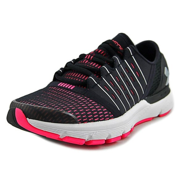 Under Armour Speedform Europa Women Blk/Ptp/Msv Running Shoes