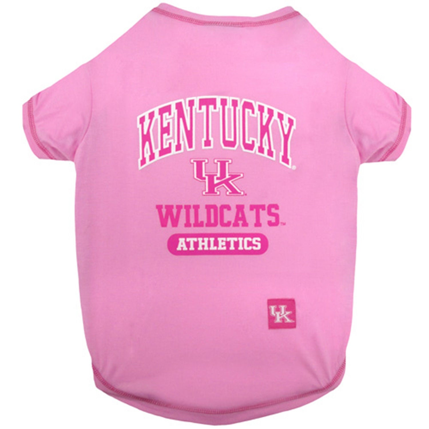 low priced 3867f 15a98 Shop NCAA PINK Tee Shirts for dogs   Cats - Licensed - On Sale - Free  Shipping On Orders Over  45 - Overstock - 23107980