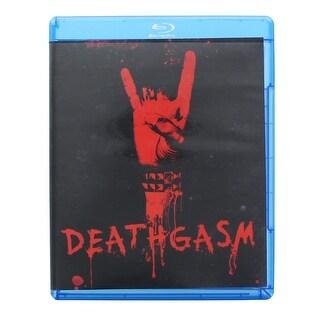 Deathgasm Blu-ray Disc, Horror Block Exclusive Cover Art - multi