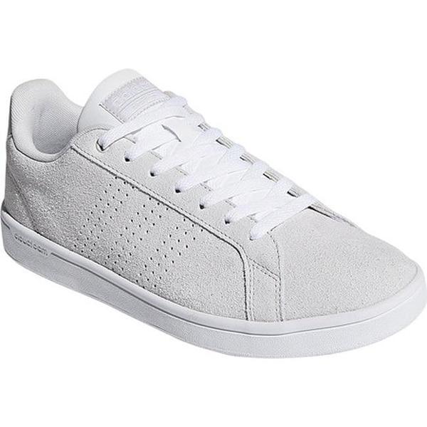 bf09b61e30f2 adidas Men  x27 s NEO Cloudfoam Advantage Clean Court Shoe Grey One F17