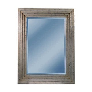 "Mirror Masters MW2900B Pitney 40"" Rectangular Mirror with Decorative Frame"