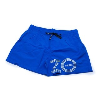 Kenzo Mens Blue Bathing Suit Swim Shorts Size U.S. Small EU Medium - S
