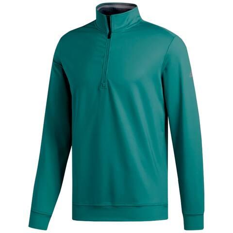 Adidas Men's Classic Club 1/4-Zip Golf Pullover
