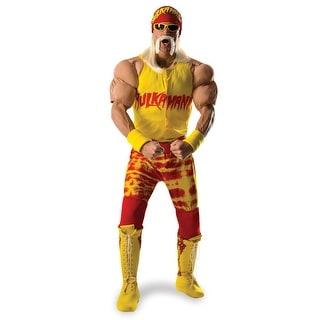 Adult Hulk Hogan WWE Grand Heritage Costume