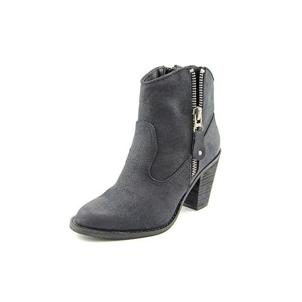 Rebels Storm Women Black Boots
