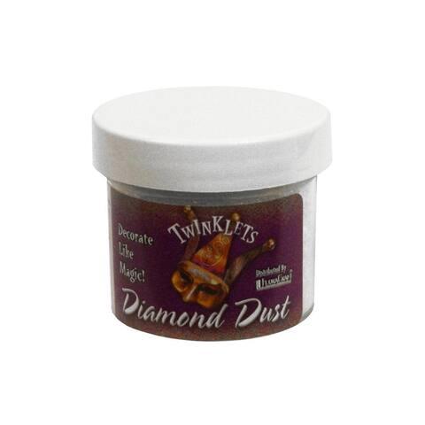FloraCraft Twinklets Diamond Dust 3oz