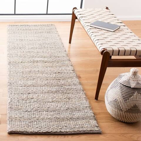 SAFAVIEH Handmade Natural Fiber Haven Jute Rug