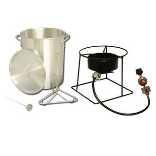 King Kooker #1266- 29 Qt. Turkey Fryer Package - 1266