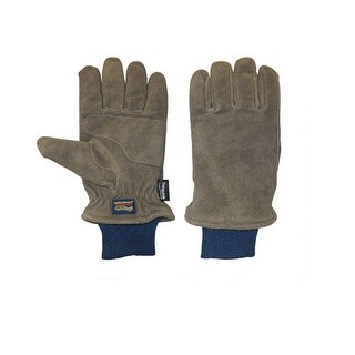 Wells Lamont 1196L Thinsulate Lined Winter Glove, Large