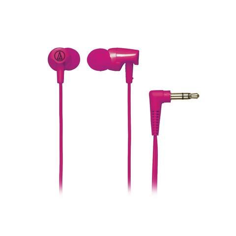 Audio Technica ATH-CLR100PK SonicFuel In-Ear Headphones (Pink)